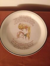 Vintage Retro 1970s Barratts What is a Mother Plate