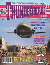 Thunderbirds #49 (August 217 1993) TV21 full colour reprint strips