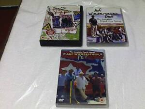 Auf Wiedersehen, Pet DVD Boxsets Series 1 to 4