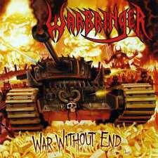 WARBRINGER WAR WITHOUT END + BONUS TRACK BRAND NEW SEALED CD