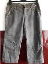 ♥ DIDI ♥ Gr. 42, 44, Jeans, Hose in 6/ 8el, kariert, Sommer, Blickfang