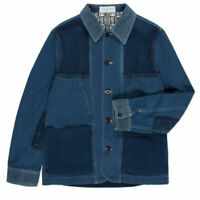 Paul Smith Red Ear Village Industries Japan Panelled Denim Jacket L