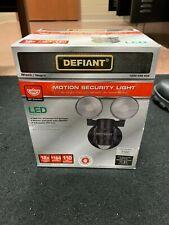 Defiant DFI-5936-WH 180 Degree 1100lm 110W Sensor Security Light