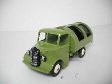 VINTAGE DINKY TOYS No.252 Bedford Refuse Truck  Original, RESTORED EXCELLENT!