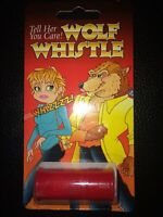 Wolf whistle assorted colors