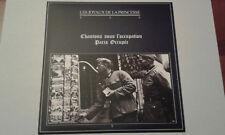 """Les Joyaux De La Princesse – Paris Occupée -Clear vinyl 7"""" Ltd 15(Death in June)"""