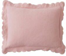 Sferra New Matelasse Pillow Sham Imported Portugal Standard Sz Pink