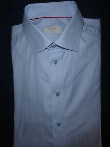 Superb  Eton Of Sweden Contemporary Fit Shirt 17./43.c R.P.£135