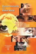 Human Insecurity in a Global World (Studies in Global Equity)-ExLibrary