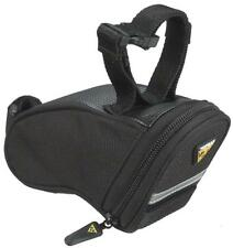 Topeak Aero Wedge Seat Bag : Micro, Black