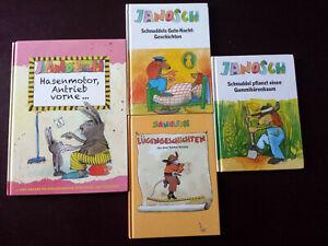 Janosch Bücherpaket