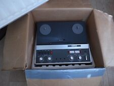 More details for revox a77 4 track reel to reel tape recorder.