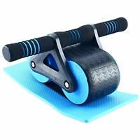 Ab Roller  Wheel Abdominal Roller Dual Wheel Exerciser Abs Waist Crunch Life