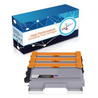 3PK High Yield TN-450 Black Toner Cartridge For Brother HL-2240 2270DW MFC-7360N