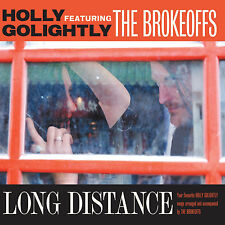 Holly Golightly & The Brokeoff's - Long Distance - folk indie - NEW  Sealed  LP