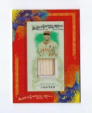 2010 TOPPS ALLEN AND GINTER RELICS #AGR-THU TORII HUNTER GAME USED BAT NM/MT THU