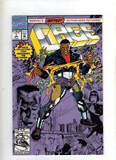 CAGE - MARVEL COMIC USA - APRIL 1992  - VOL 1 - #1 -VG
