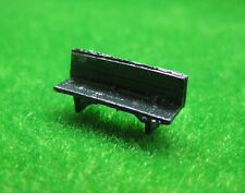 YZ8705 10pcs Model Railway Layout 1:87 Bench Chairs HO OO Scale NEW