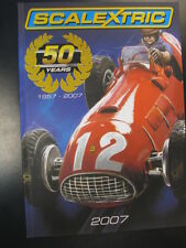 Catalogue Scalextric 2007 Edition 48 1957 - 2007 50 Years