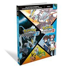 Pokemon Schwarze Edition 2 / Weisse Edition 2 - Das offizielle Lösungsbuch NEU