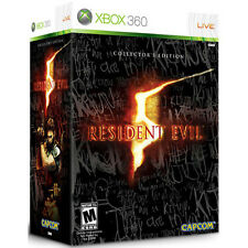 Resident Evil 5 Collector's Edition [M] XBOX360