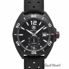 [New] TAG HEUER Formula 1 Caliber 6 Full Black WAZ2112.FT8023 Men's Wrist watch