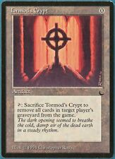 Tormod's Crypt The Dark NM Artifact Uncommon MAGIC CARD (ID# 162859) ABUGames