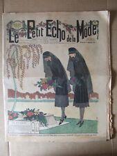 LE PETIT ECHO DE LA MODE N° 44 du 31 OCTOBRE 1926. BRODERIE VETEMENT LINGERIE