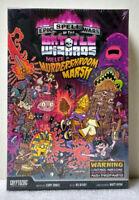 Epic Spell Wars of the Battle Wizards Melee at Murdershroom Marsh NEW