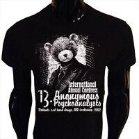 Anonymous psychoanalysts T-Shirt Mens S-5XL Drugs Trip Acid A02