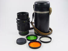 NEW ! 20 aperture blades Telelens TAIR-11A 2.8/135mm M42. s/n 831135. Zenit KMZ.
