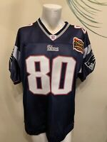 Troy Brown Authentic Super Bowl XXXVI New England Patriots NFL Jersey