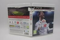 FIFA 18 legacy edition     PS3  pal ITA