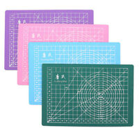 A5 pvc cutting mat fabric leather paper double-sided healing cutting board RF