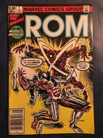 MARVEL Comics, ROM, Annual #1, 1982
