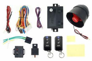 Alarma centralizado mandos progamable cohe furgon centralita alarma