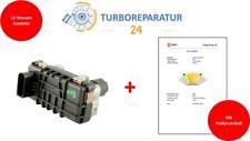 Ladedrucksteller NEU (G-13) AUDI VW A6 2,7 TDI 777162-1 6NW009550 767649