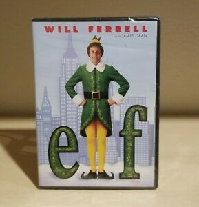 Elf (DVD NEW, 2008) Will Ferrell, French/Canadian Version