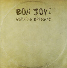 BON JOVI - BURNING BRIDGES CD ~ JON *NEW*
