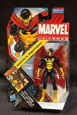 "MARVEL UNIVERSE NIGHTHAWK 3.75"" INCH ACTION FIGURE HASBRO DEFENDERS DISNEY #18"