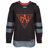North America Mens NHL Adidas Black 2016 World Cup of Hockey Premier Home Jersey