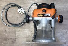 Triton Dual Mode Precision Plunge Router 2000W TRB001 DIY Hand or Table use