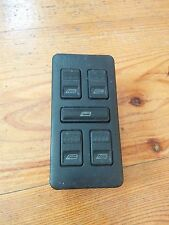 AUDI 100 C4 driver side electric windows switches with trim