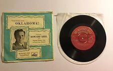 Vinyl EP - Vocal Gems from Oklahoma! - Howard Keel & Original London Cast (1956)