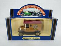 Lledo Golden Age of Steam Great Eastern Railway 1920 Ford Model T Diecast Van