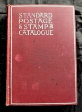 Standard Postage Stamp Catalogue - Scott Stamp & Coin Company 1935 Hardcover