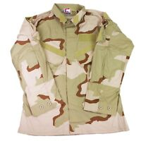 Camouflage Military Issue Coat Jacket Desert Combat Field US Army Hot Weather