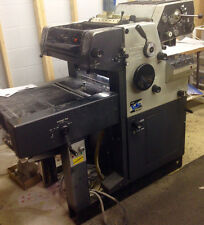 Toko 4700 Offset Press with T51 Swing Away T Head and related equipment