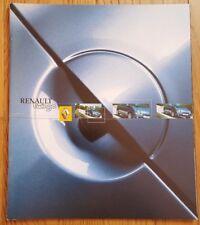 Prospekt / brochure DOCUMENTATION RENAULT TWINGO - 07/2002 - COMME NEUVE