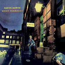 David Bowie Framed Canvas Print Ziggy Stardust 40 X 40 Cm DC95637C